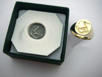 Signet Ring Birmingham A&w Jewellery